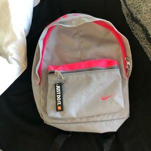 Nike mini backpack!